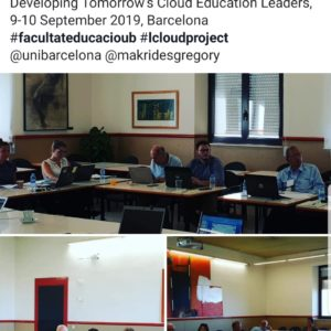 3rd TMP Barcelona 1st day